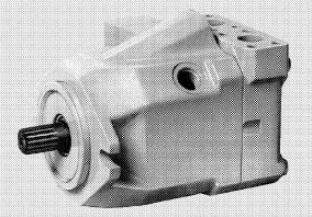 插装式A10VE,A10VM双排量马达